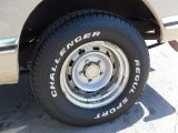 International Scout II Wheels and Tires