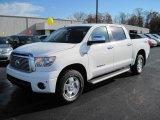 2010 Super White Toyota Tundra Limited CrewMax 4x4 #26258504