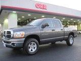 2006 Mineral Gray Metallic Dodge Ram 1500 SLT TRX Quad Cab 4x4 #26258627