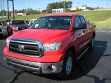 2010 Radiant Red Toyota Tundra Double Cab #26258506