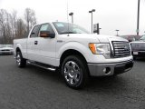 2010 Oxford White Ford F150 XLT SuperCab #26258341