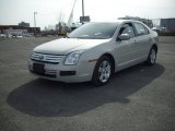 2008 White Suede Ford Fusion SE #26258366