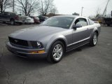 2006 Tungsten Grey Metallic Ford Mustang V6 Deluxe Coupe #26258367