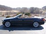 2004 Black Sapphire Metallic BMW 3 Series 330i Convertible #26258780