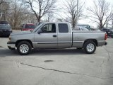 2007 Graystone Metallic Chevrolet Silverado 1500 Classic LS Extended Cab #26258373