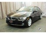 2009 Black Sapphire Metallic BMW 3 Series 328xi Coupe #26258211