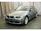 2009 Space Grey Metallic BMW 3 Series 328xi Coupe #26258213