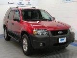 2006 Redfire Metallic Ford Escape XLT V6 #26258802