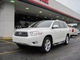 2010 Blizzard White Pearl Toyota Highlander Limited #26258589