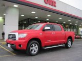 2007 Radiant Red Toyota Tundra Limited CrewMax 4x4 #26258713