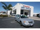 2007 Ultra Silver Metallic Chevrolet Cobalt LT Sedan #26258838