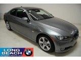 2007 Sparkling Graphite Metallic BMW 3 Series 328xi Coupe #26258408