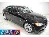 2008 Black Sapphire Metallic BMW 3 Series 335i Sedan #26258409