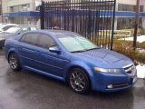 2007 Kinetic Blue Pearl Acura TL 3.5 Type-S #26258310