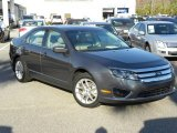 2010 Sterling Grey Metallic Ford Fusion SEL V6 #26258441