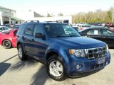 2009 Sport Blue Metallic Ford Escape XLT V6 4WD #26258442