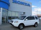 2007 Taffeta White Honda Pilot EX 4WD #26307404
