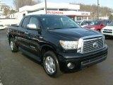 2010 Black Toyota Tundra Limited Double Cab 4x4 #26307895