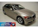 2008 Platinum Bronze Metallic BMW 3 Series 328i Sedan #26307569