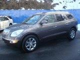 2008 Cocoa Metallic Buick Enclave CXL AWD #26307905