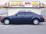 2005 Midnight Blue Pearlcoat Chrysler 300  #26307287