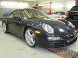 2007 Midnight Blue Metallic Porsche 911 Carrera S Coupe #26307787