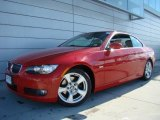 2007 Crimson Red BMW 3 Series 328i Convertible #26307307