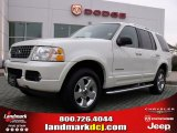 2004 Oxford White Ford Explorer Limited #26307454