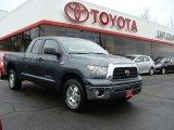 2008 Slate Gray Metallic Toyota Tundra SR5 Double Cab 4x4 #26307485