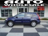 2009 Royal Blue Pearl Honda CR-V EX 4WD #26307681