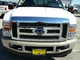 2010 Oxford White Ford F350 Super Duty King Ranch Crew Cab #26307375