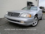 2002 Mercedes-Benz SL 500 Silver Arrow Roadster