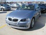 2009 Blue Water Metallic BMW 3 Series 335i Convertible #26355775