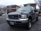 2003 Black Ford F250 Super Duty XLT SuperCab 4x4 #26355612