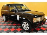 2005 Java Black Pearl Land Rover Range Rover HSE #26355790