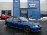 2003 Arrival Blue Metallic Chevrolet Cavalier LS Sport Coupe #26355629