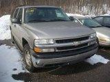 2001 Light Pewter Metallic Chevrolet Suburban 1500 LS 4x4 #26355632