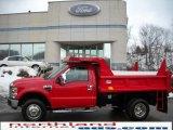 2008 Ford F350 Super Duty XLT Regular Cab 4x4 Dump Truck Data, Info and Specs