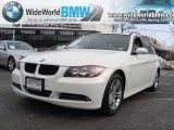2008 Alpine White BMW 3 Series 328xi Wagon #26355486