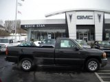 2005 Carbon Metallic GMC Sierra 1500 Regular Cab #26355640