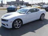 2010 Summit White Chevrolet Camaro SS/RS Coupe #26355954