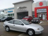 2003 Ultra Silver Metallic Chevrolet Cavalier Coupe #26355643