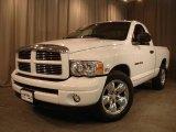 2004 Bright White Dodge Ram 1500 SLT Regular Cab #2630793