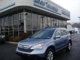 2007 Glacier Blue Metallic Honda CR-V EX-L 4WD #26355646