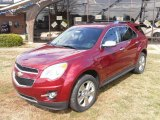 2010 Cardinal Red Metallic Chevrolet Equinox LTZ #26355957
