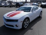 2010 Summit White Chevrolet Camaro SS/RS Coupe #26355961