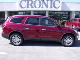 2010 Red Jewel Tintcoat Buick Enclave CXL #26355661
