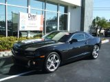 2010 Black Chevrolet Camaro SS/RS Coupe #26355510