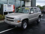 2005 Silver Birch Metallic Chevrolet Tahoe Z71 4x4 #26355515
