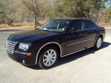 2008 Brilliant Black Crystal Pearl Chrysler 300 Limited #26355977